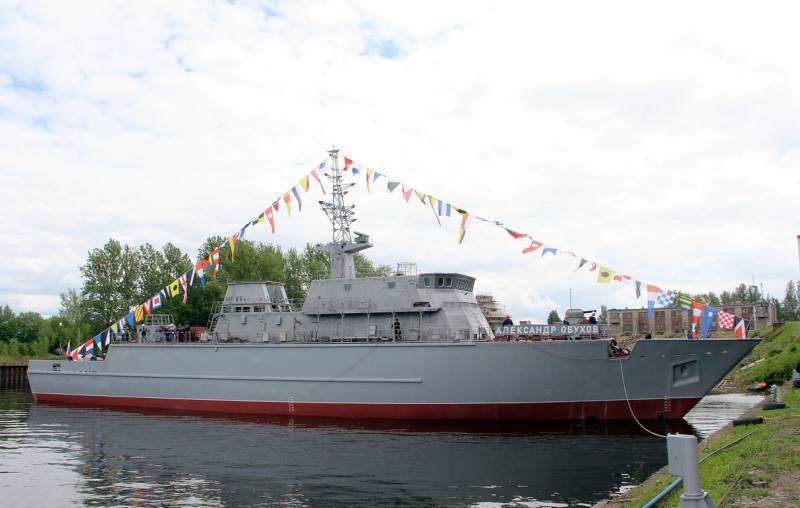 Закладка третьего корабля противоминной обороны запланирована на весну 2017-го