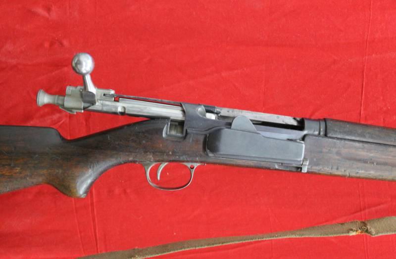 Краг-Йоргенсен: «винтовка на одну войну»