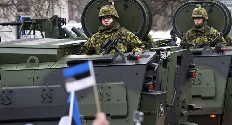 Эстонское командование уверено, что силы НАТО всегда придут на помощь республике