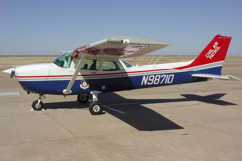 Воздушный бестселлер - Сессна-172 «Скайхок»