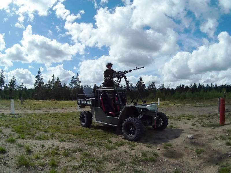 В РФ разрабатывается гиростабилизированная платформа для крепления снайперских винтовок