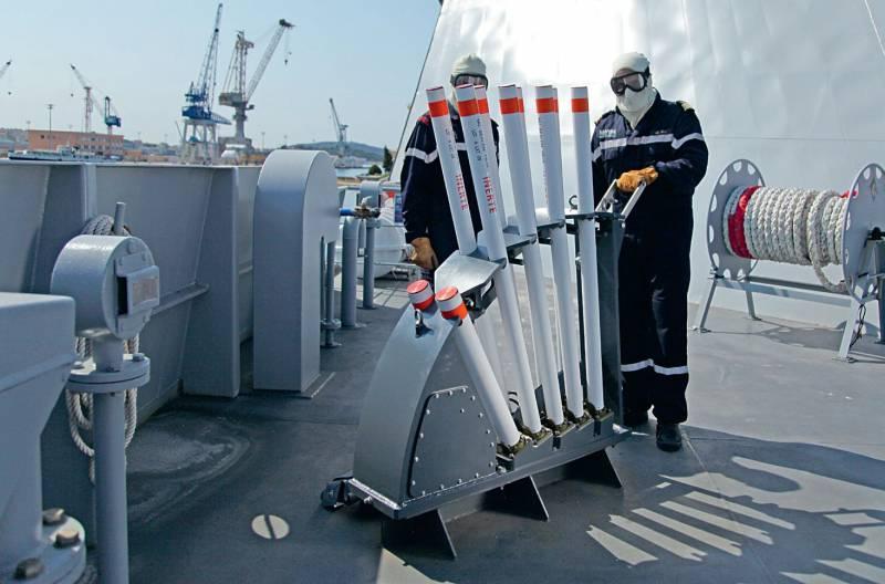 Корабельные системы функционального поражения. Часть 2