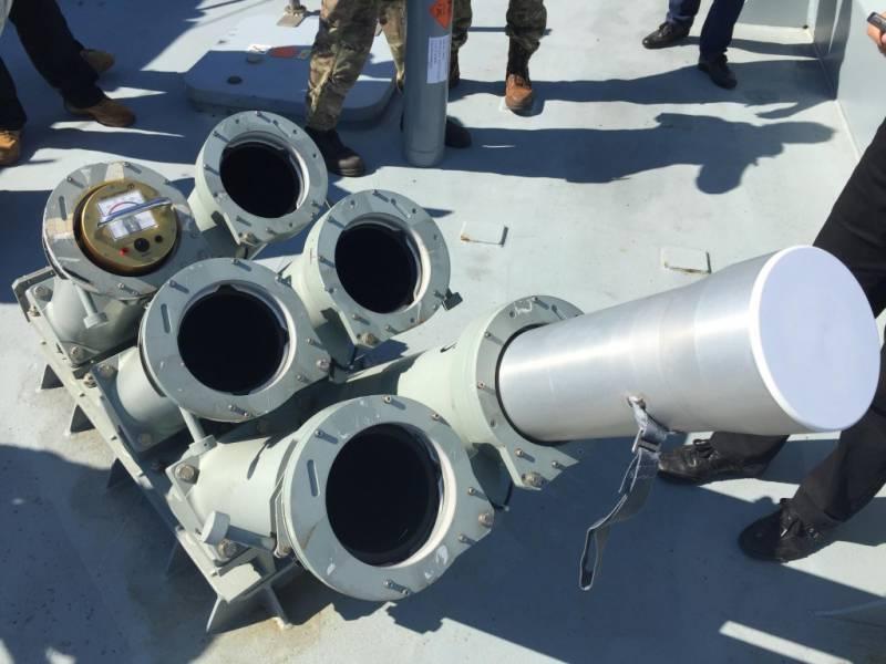 Корабельные системы функционального поражения. Часть 1