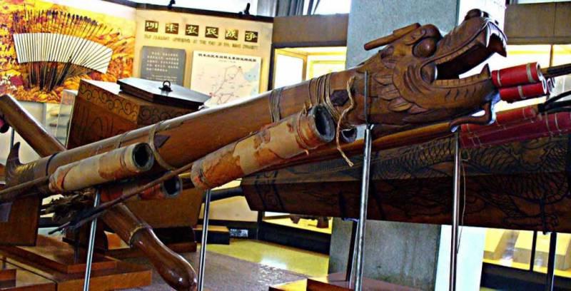 10 видов современного оружия, изобретённого в глубокой древности