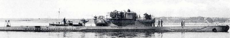 Подводные лодки противовоздушной обороны U-Flak (Германия)