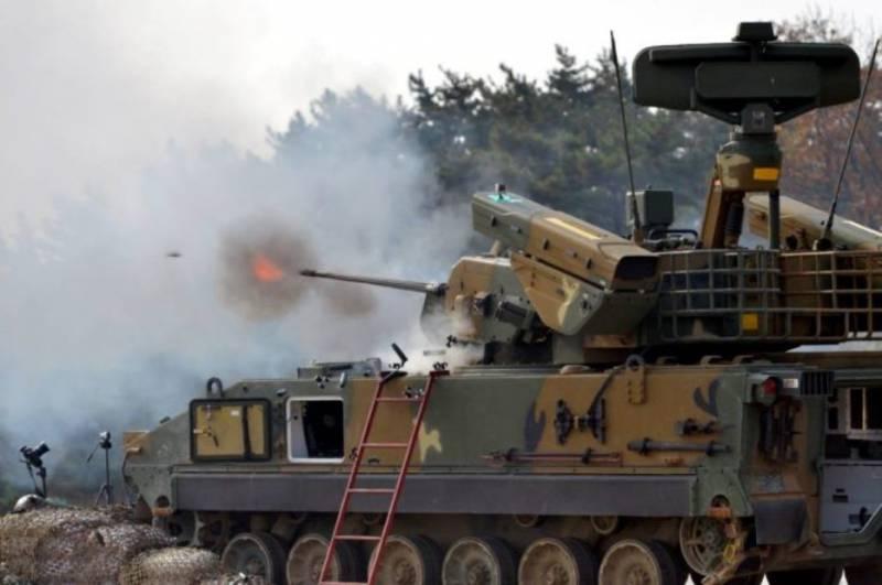 В Южной Корее испытали модернизированный ЗРПК «Летающий тигр»