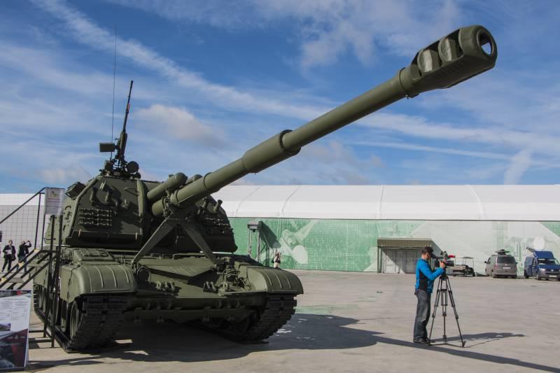 Артиллерия по-прежнему бог войны!