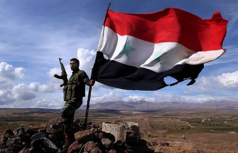 Близкое будущее: разделение Сирии или новый «мир Востока»?