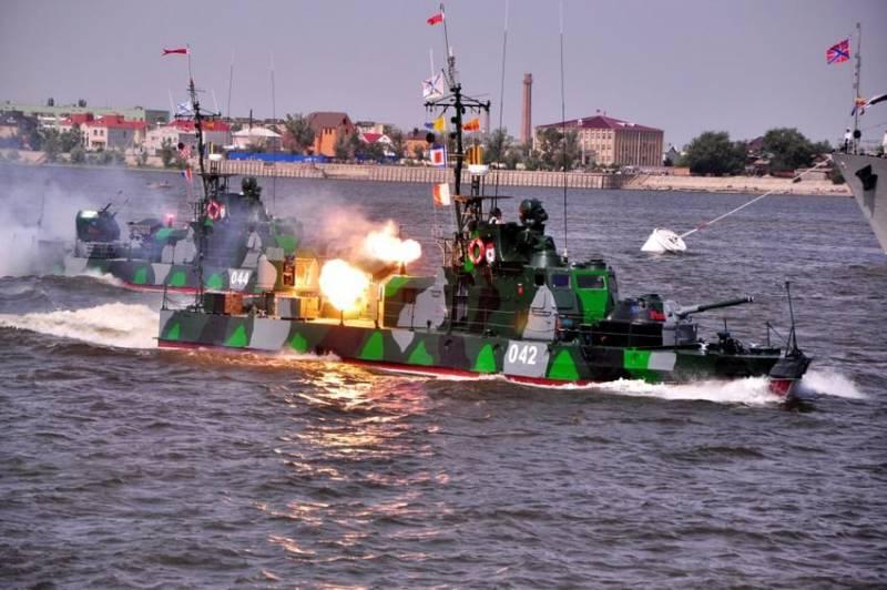 Катер «Шмель» будет установлен в Астрахани в качестве памятника морякам региона