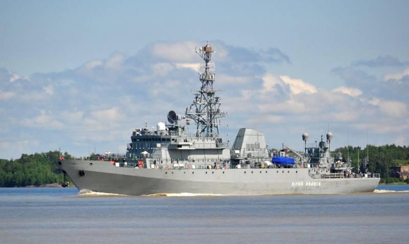 В этом году «Северная верфь» не успеет спустить на воду судно «Иван Хурс»
