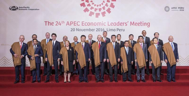 Политические итоги саммита АТЭС: Обама уходит, Путин остаётся