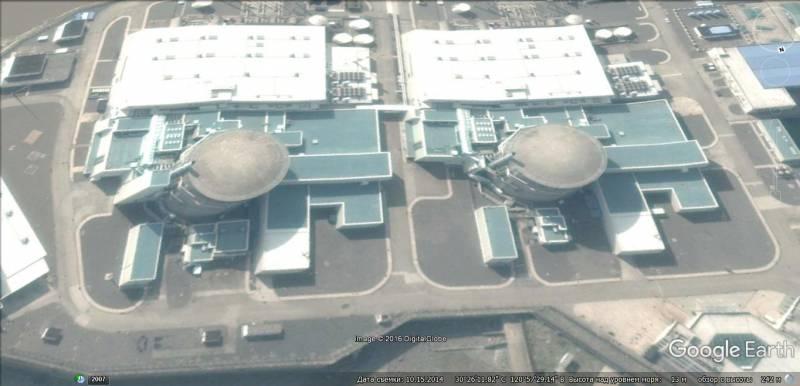Оборонный потенциал КНР на свежих снимках Google earth. Часть 1-я