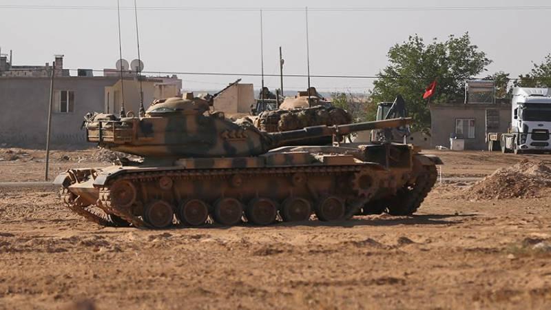 Турецкий Генштаб: ВВС САР нанесли удар по турецким военным на севере Сирии