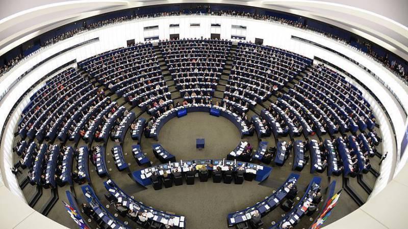"""Европарламент """"замораживает"""" для Турции путь в ЕС"""