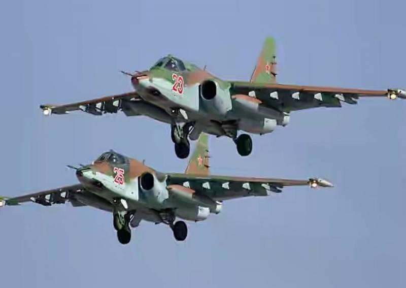 Штурмовому авиаполку в Забайкалье вручено знамя нового образца