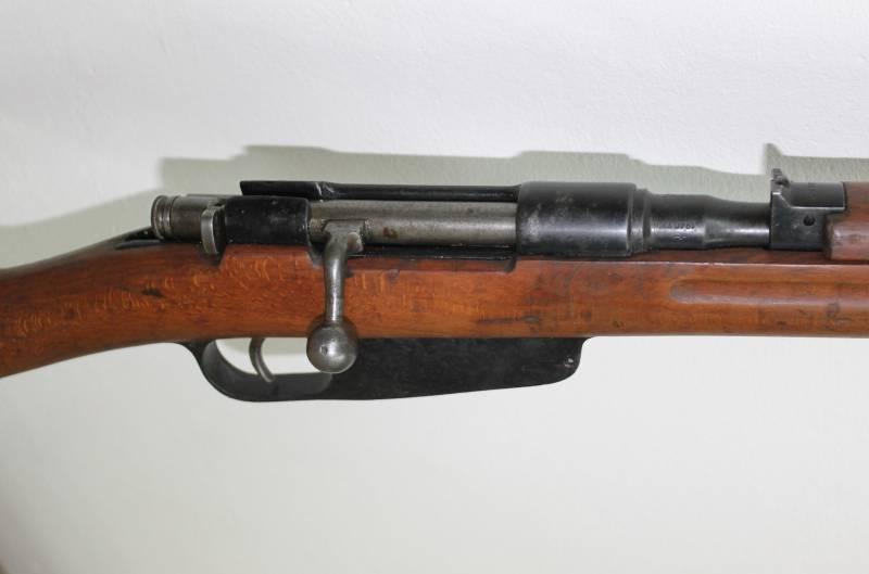 Карабин «Манлихер-Каркано» – оружие очень среднее, но зато свое