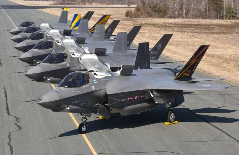 Пентагон заказал ещё 90 истребителей F-35