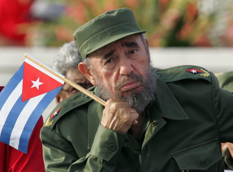 Итоги недели. Viva Revolution! Viva Cuba! Viva Fidel!