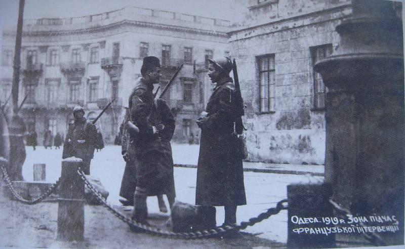 Внешние силы против Российской империи