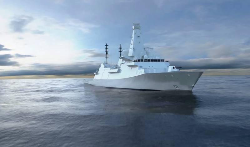 Избавят ли «Type 26» и ПКР LRASM британский ВМФ от проблемы «No.1» — отсутствия взаимозаменяемости? (часть 2)