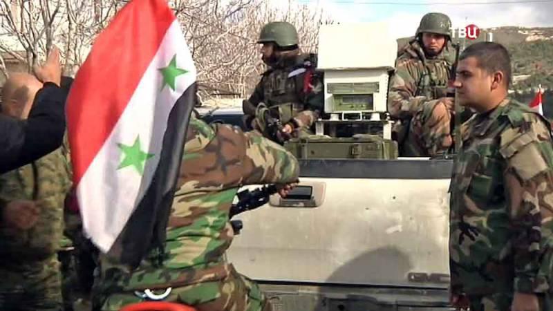Работайте, братья-сирийцы!