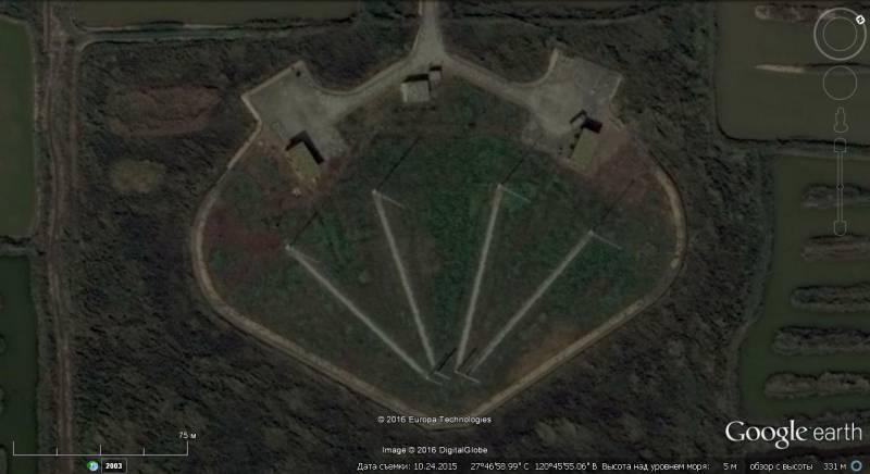Оборонный потенциал КНР на свежих снимках Google earth. Часть 3-я