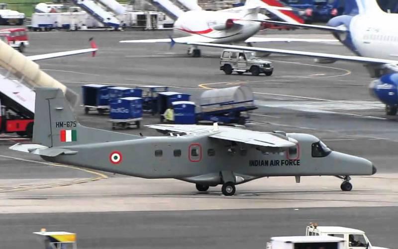 Минобороны Индии закупит дополнительные патрульные самолёты HAL Dornier