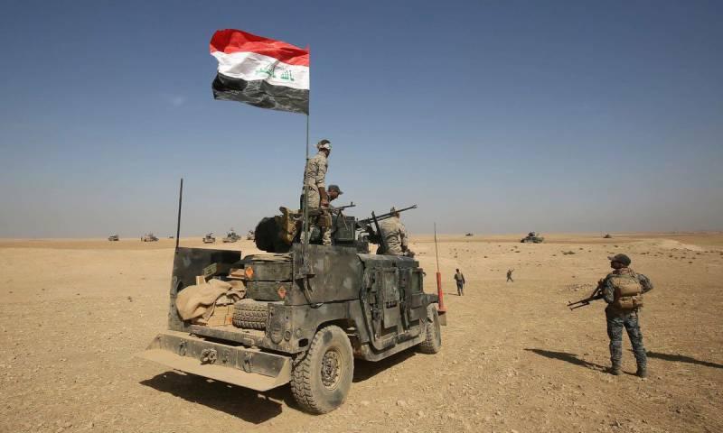 СМИ: Иракская армия взяла под свой контроль квартал на востоке Мосула