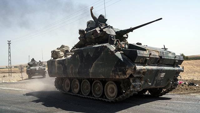 МИД РФ: под задачу свержения Асада «подтягиваются конкретные военные усилия»