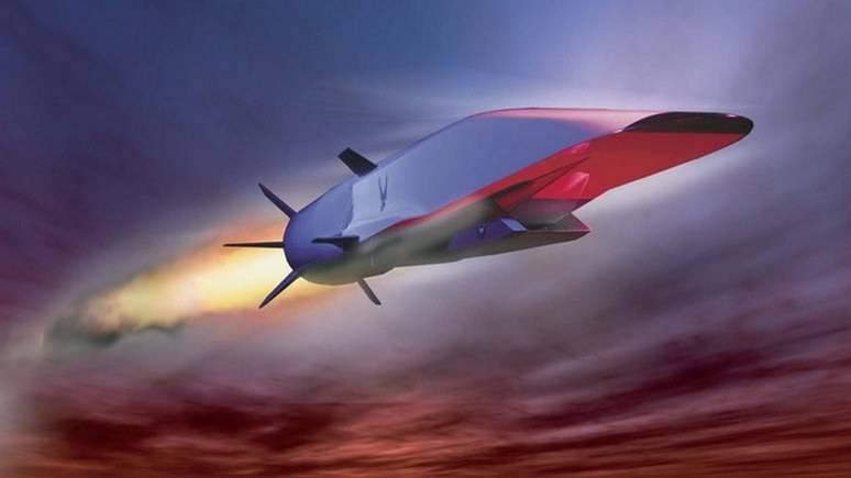 ВВС США: Америка отстаёт от России и Китая в создании гиперзвукового оружия
