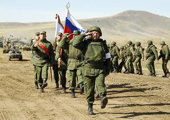В 2017 г. Сухопутные войска РФ примут участие в 6-ти международных учениях