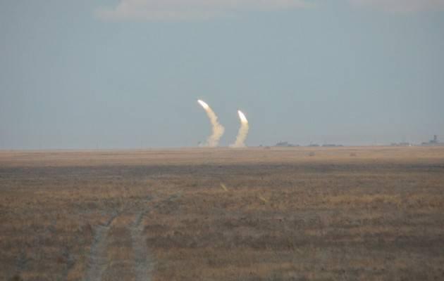 """Ракетные учения по-украински: """"Беспилотники имитируют полёт крылатой ракеты"""""""