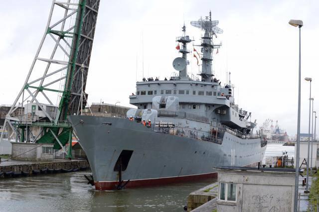 Опасные воды: за три года на Балтике три корабля вышли из строя после столкновений