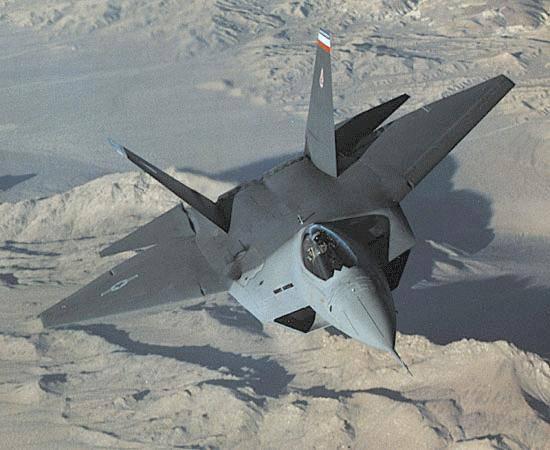 Задействованные с Сирии F-22 начали терять свою «незаметность»