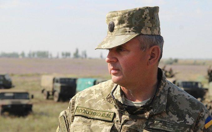 Муженко: россияне внимательно наблюдали за ракетными стрельбами возле Крыма