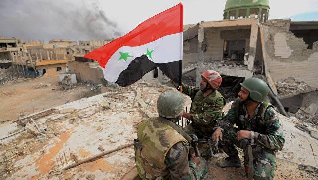 Боевики должны добровольно покинуть сирийский Телль в рамках договорённости с властями