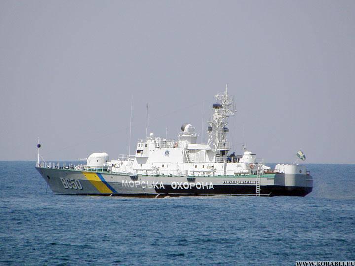 Украина ищет доказательства «незаконной промышленной деятельности РФ» в Чёрном море