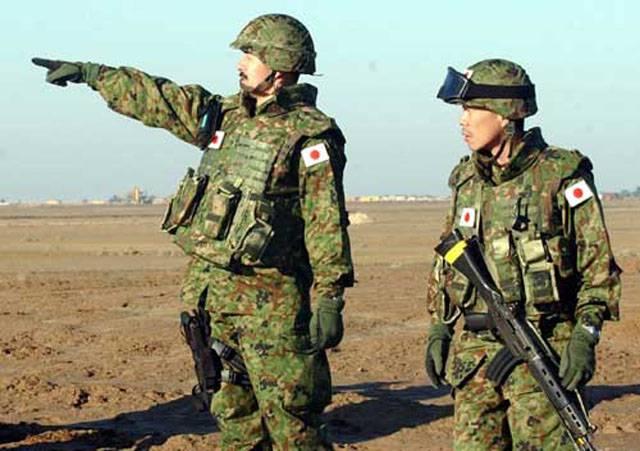 Япония в 2017 году потратит рекордную для себя сумму на военную сферу