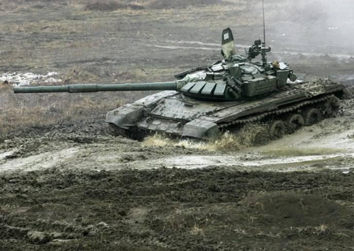 Новый учебный год 1-я танковая армия ЗВО начала в обновленном составе