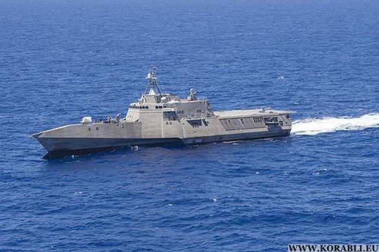 Bloomberg: Конгресс США может урезать финансирование программы строительства кораблей прибрежной зоны