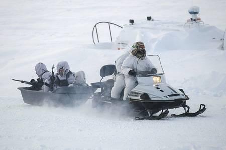 Гибридные угрозы возникли в Арктике