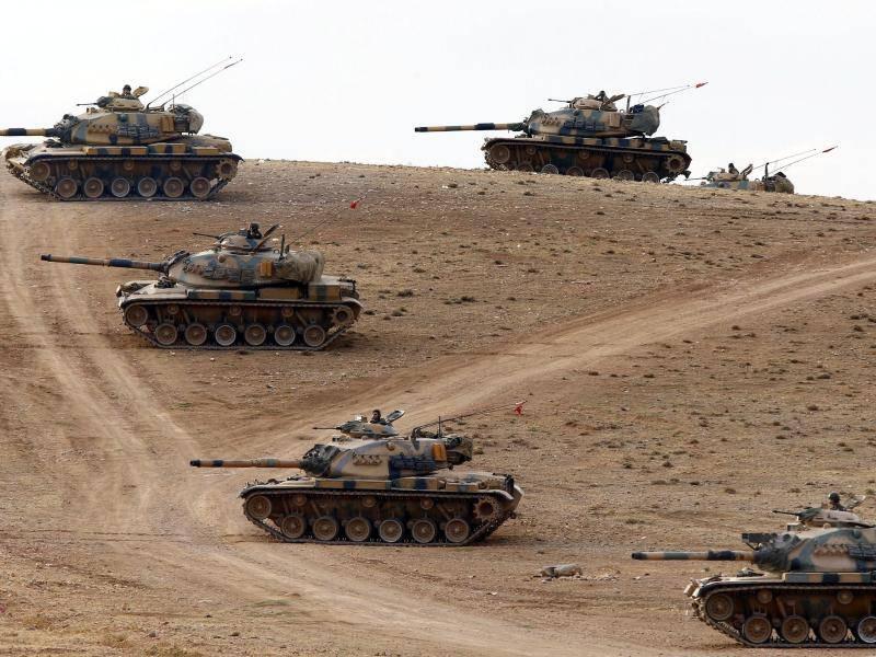 Times: Россия и Турция начали раздел сфер влияния в Сирии