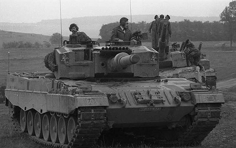 Немецкий основной боевой танк Leopard 2: этапы развития. Часть 3