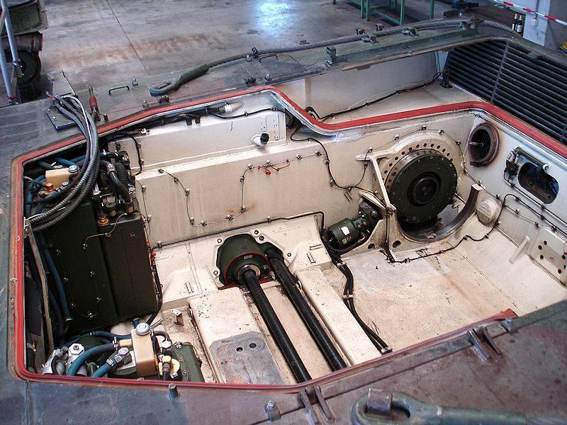Танки. Немецкий основной боевой танк Leopard 2: этапы развития. Часть 3