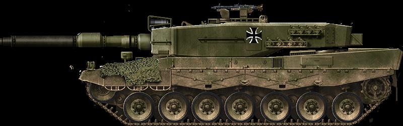 Немецкий основной боевой танк Leopard 2: этапы развития. Часть 4