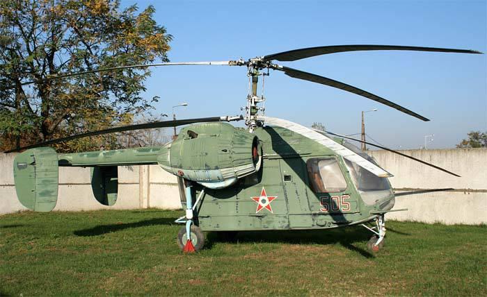 Палубные вертолёты ВМС Румынии. Часть 1-я
