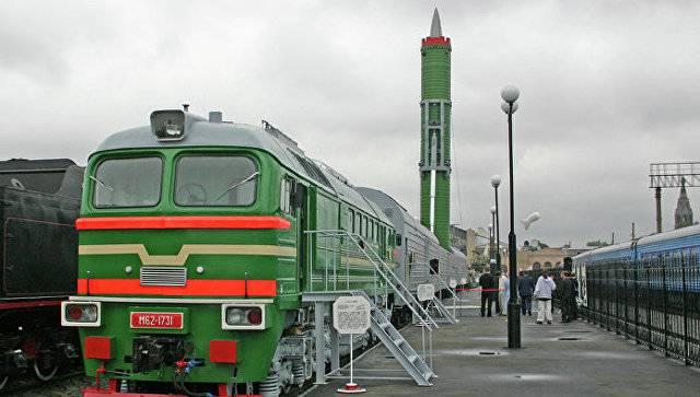 Германские СМИ обеспокоились скорым возвращением в строй российского «поезда-призрака»