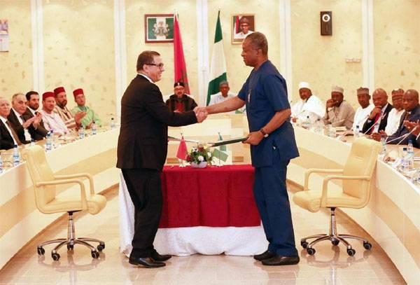 "Газопровод Нигерия-Марокко-Европа и сюрпризы от ""Газпрома"""