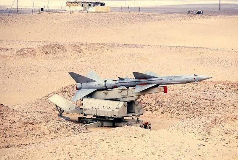 Операция «Кавказ». Советские ракетчики в Египте