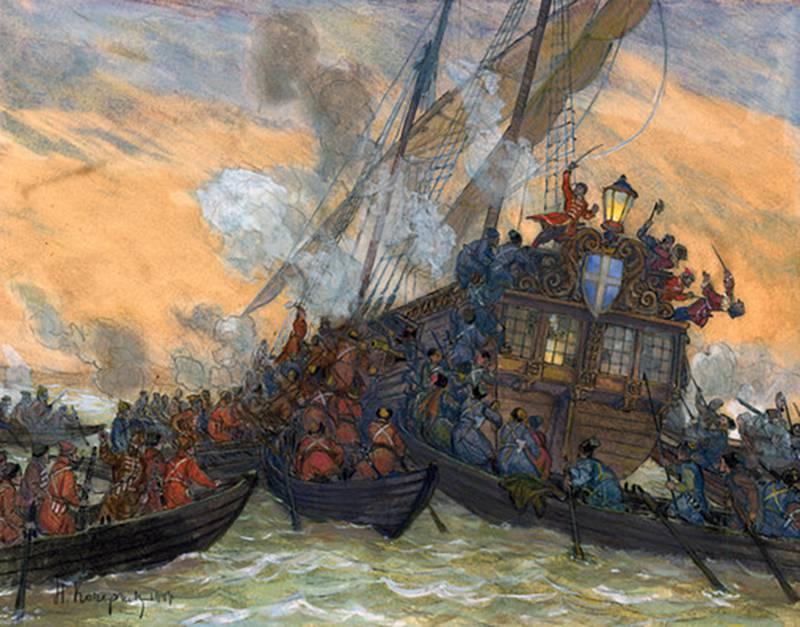 Как Тишайший царь польско-шведский узел развязывал